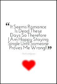 Romance is dead 7